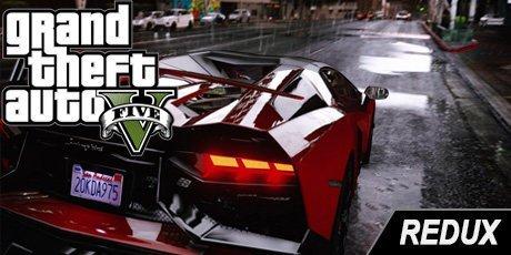 Мод Redux для GTA 5