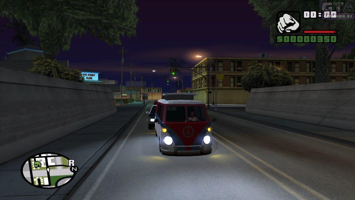 imvehft для gta san andreas Improved Vehicle Features сан андреас imvehft v2 1 1 чистая версия поворотники скачать