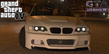 BMW M3 E46 для GTA 4 бмв 2000 года гта 4