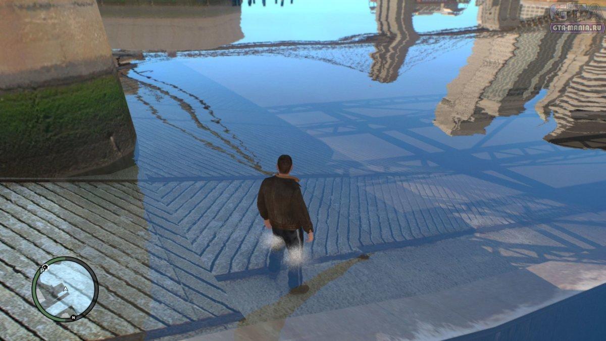 обновленная вода gta 4 скачать