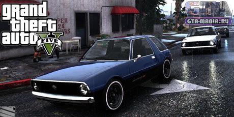 Новая GTA 5 2020 MOD