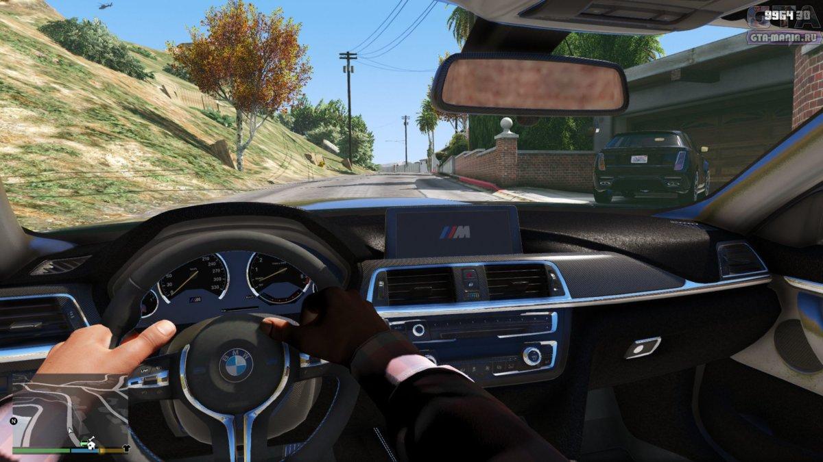машины с автоустановкой гта 5