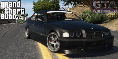 BMW M3 E36 для GTA 5