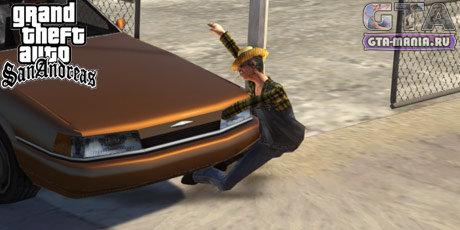 Ragdoll 2019 для GTA San Andreas новая физика педов гта сан рэгдол последняя версия