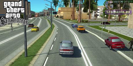 Русские дороги для GTA San Andreas все русские дороги гта сан андреас скачать