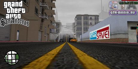 Smooth Camera для GTA San Andreas аналог cam hack свободная камера гта са