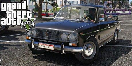 ВАЗ 2103 Жигули для GTA 5