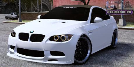 BMW M3 E92 2009 HAMANN для GTA 4 бмв м3 е92 хаман гта 4 гта мания