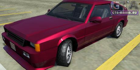 Повернутые колеса при выходе для GTA San Andreas