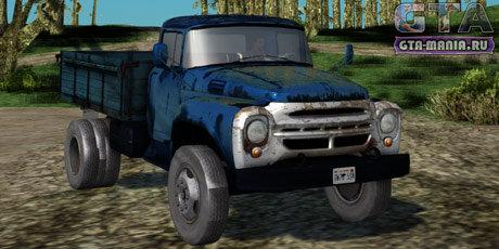 ЗиЛ 130 для GTA San Andreas русский зил гта сан андреас