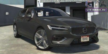 Volvo V60 2018 для GTA 5