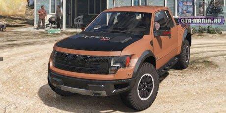 Ford F150 SVT Raptor 2012 для GTA 5