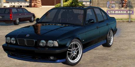 BMW M5 E34 1995 для GTA San Andreas
