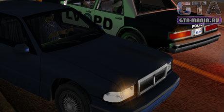 Поворотники 2.1 для GTA San Andreas