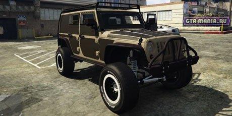 jeep wrangler unlimited gta 5 скачать