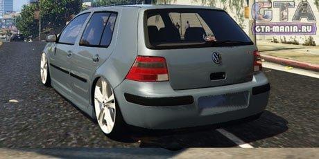 Volkswagen Golf 4 для GTA 5
