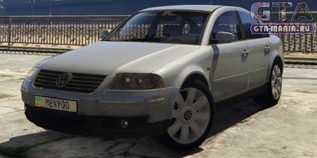 Volkswagen Passat B5 для GTA 5